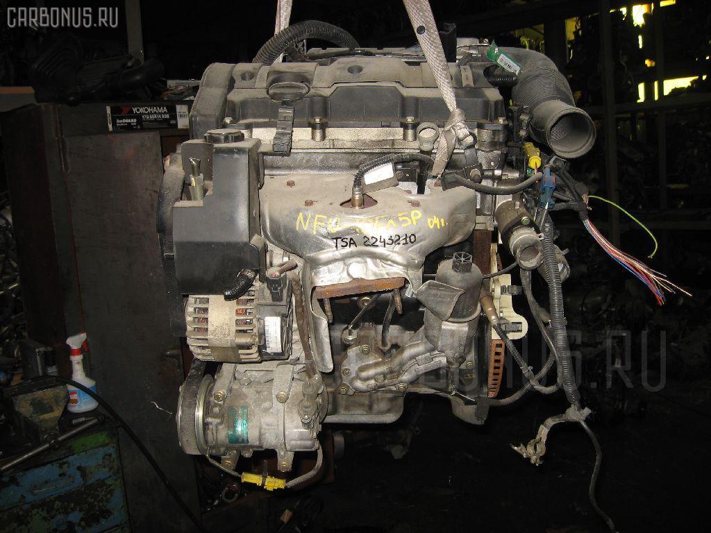 Двигатель PEUGEOT 206 CC 2DNFU NFU-TU5JP4 Фото 2