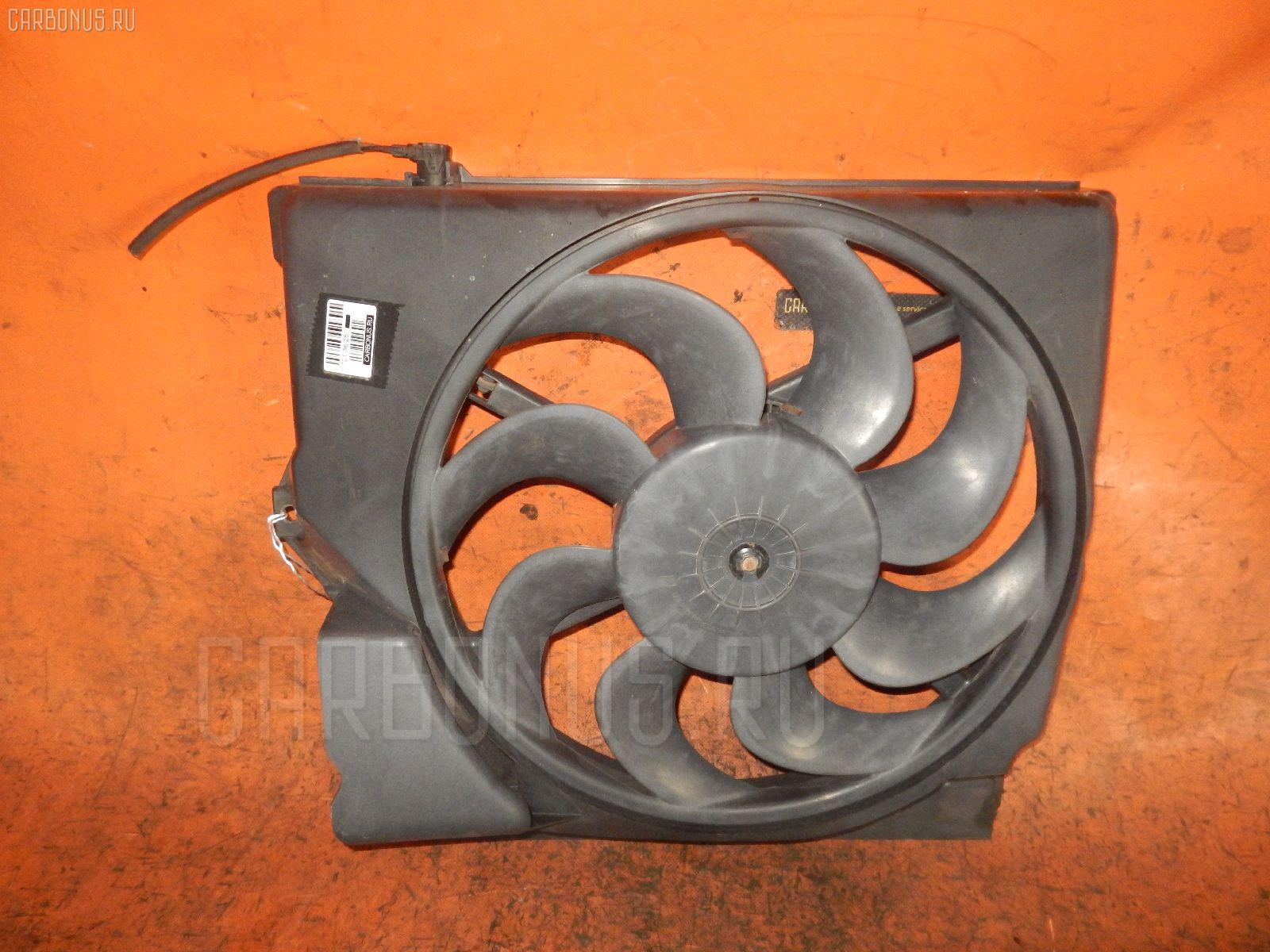 Вентилятор радиатора кондиционера BMW 3-SERIES E36-CD28 M52-286S1. Фото 1