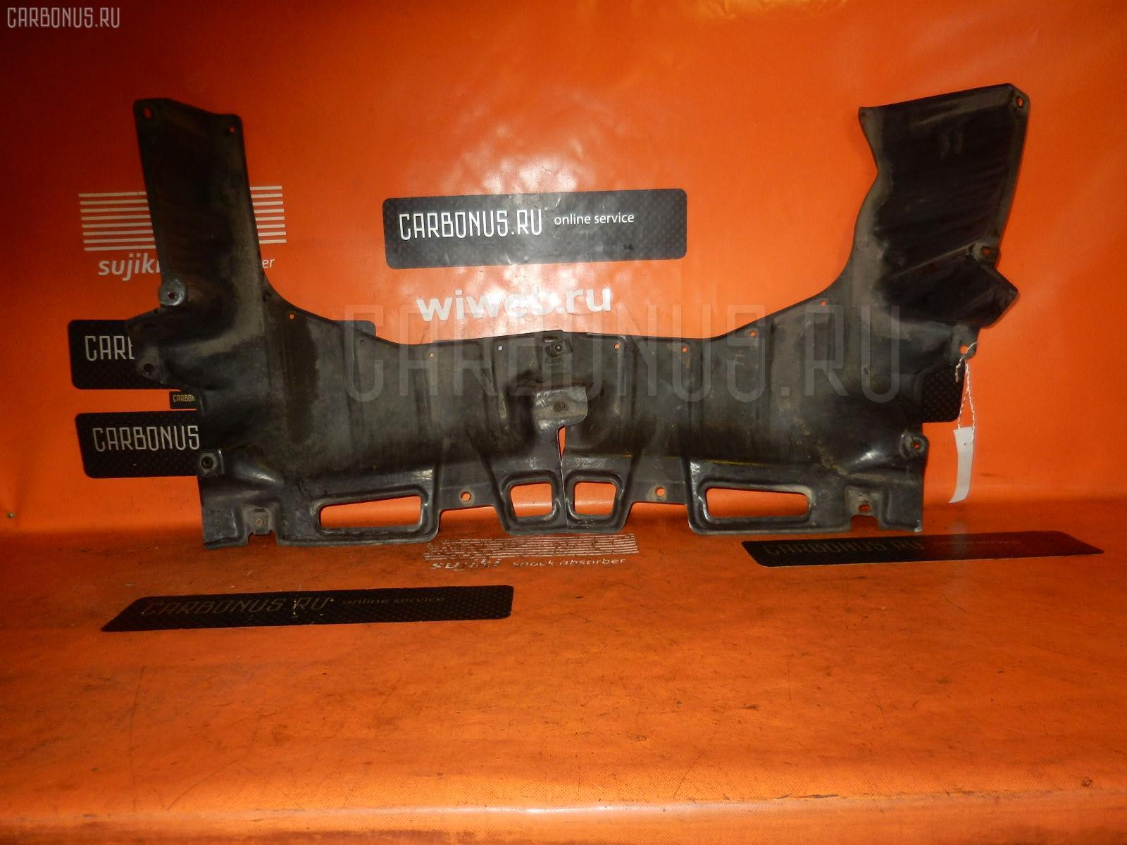 Защита двигателя TOYOTA PRIUS NHW10 1NZ-FXE Фото 1