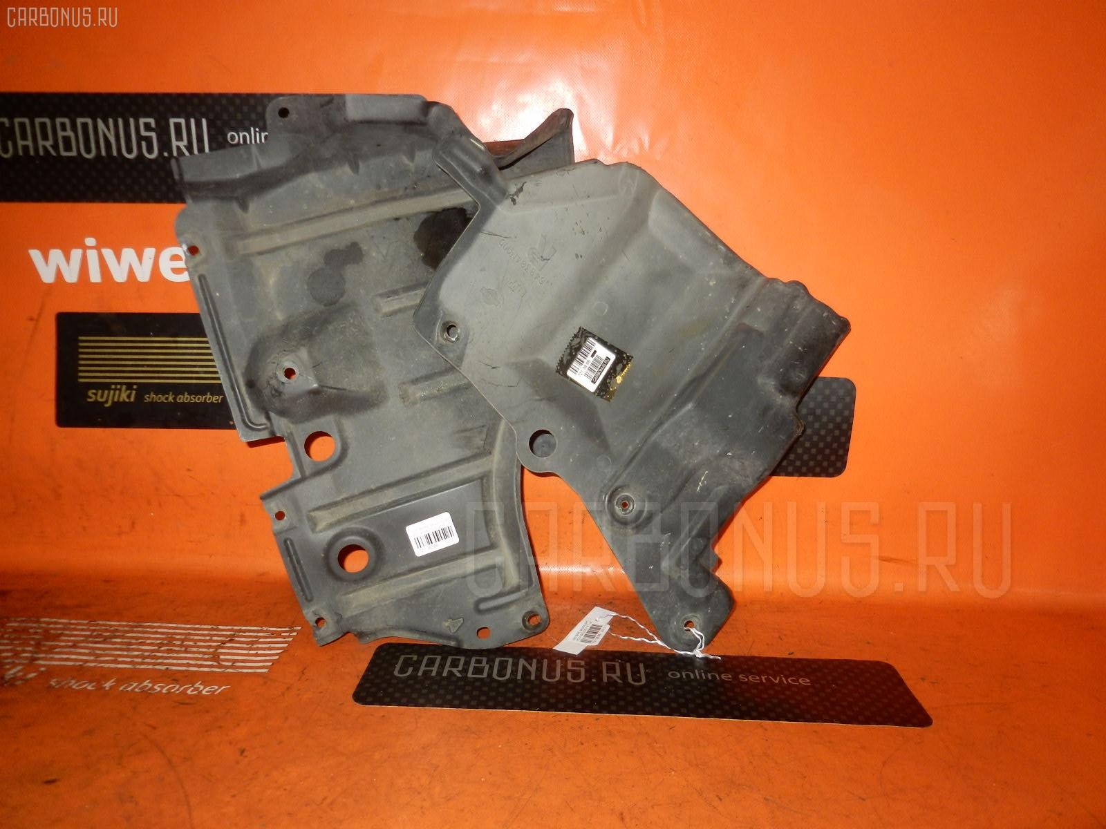 Защита двигателя NISSAN SERENA PC24 SR20DE. Фото 6