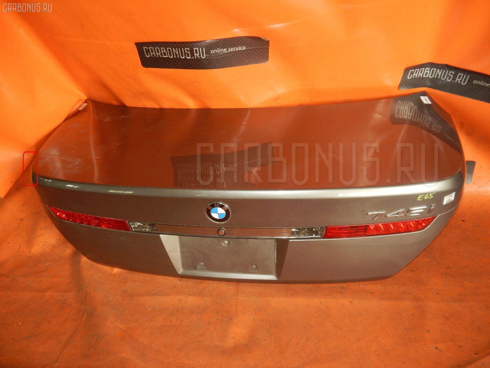 Крышка багажника BMW 7-SERIES E65-GL62 Фото 1