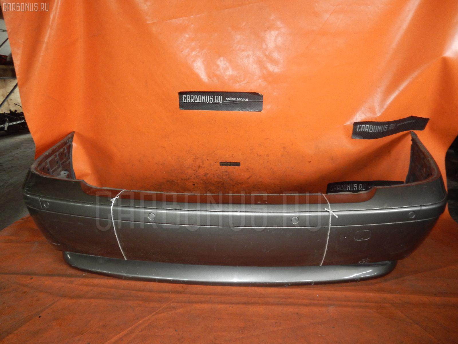 Бампер BMW 7-SERIES E65-GL62 Фото 1