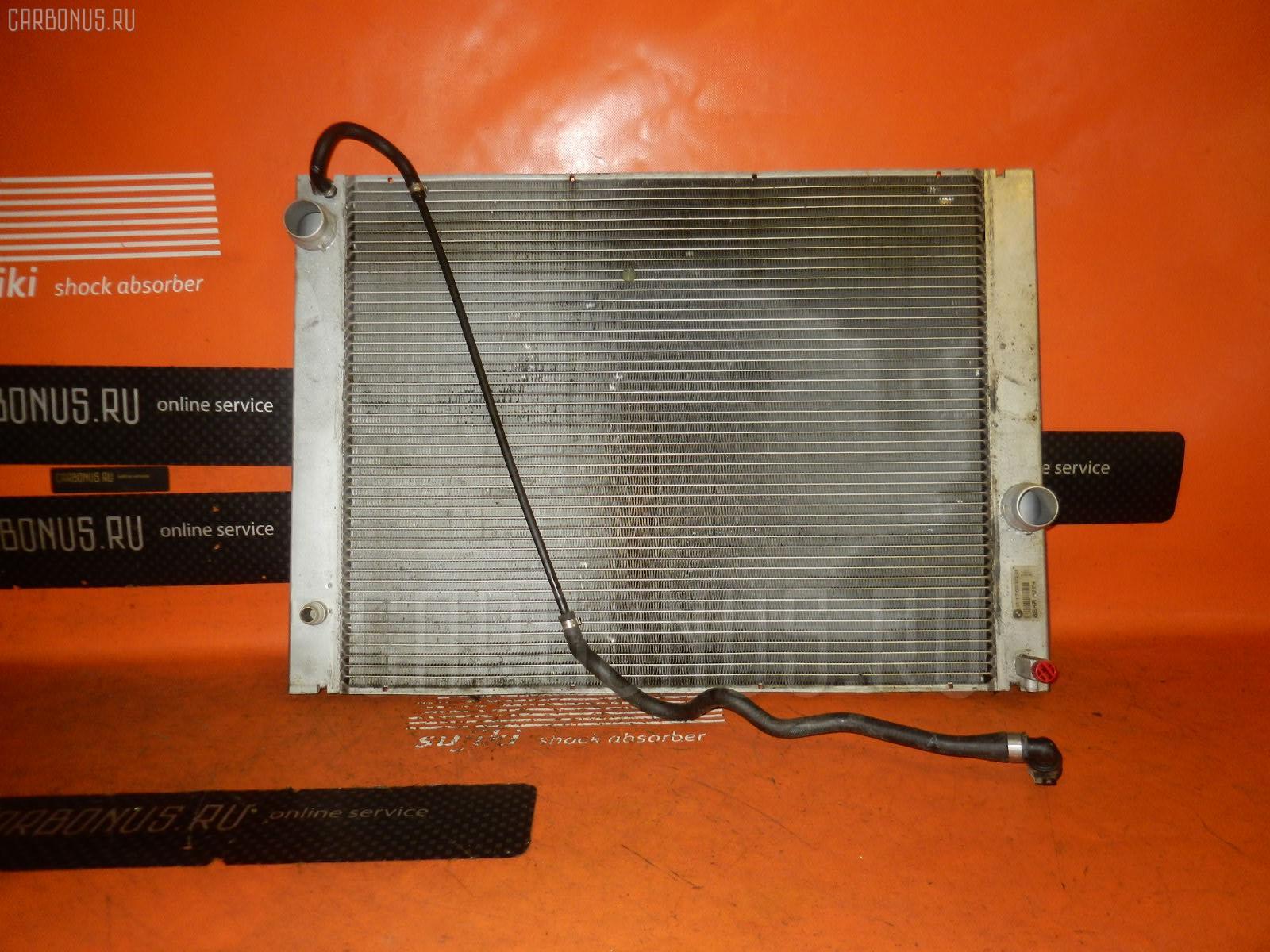 Радиатор ДВС BMW 7-SERIES E65-GL62 N62B44A Фото 1