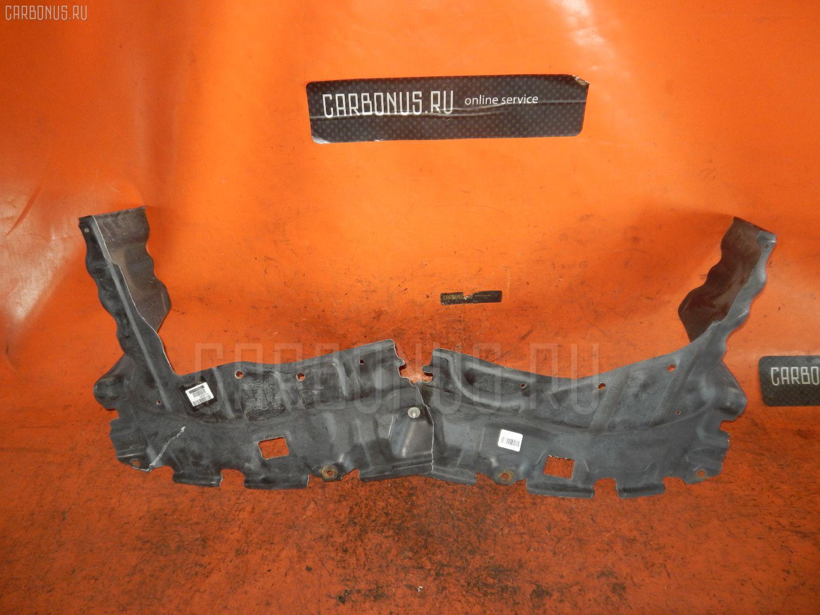 Защита двигателя TOYOTA IST NCP60 2NZ-FE. Фото 1