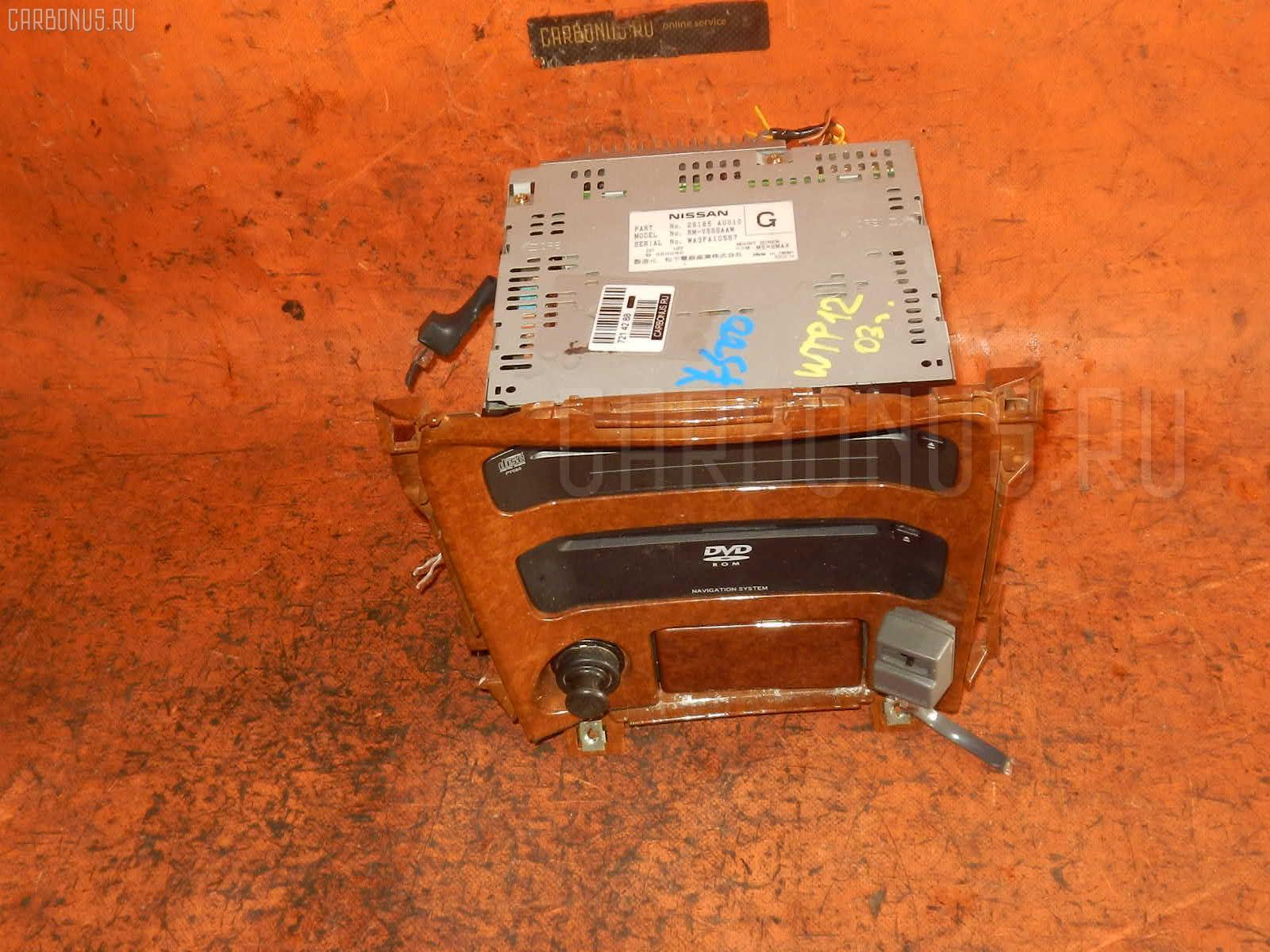Автомагнитофон NISSAN PRIMERA WAGON WTP12. Фото 2