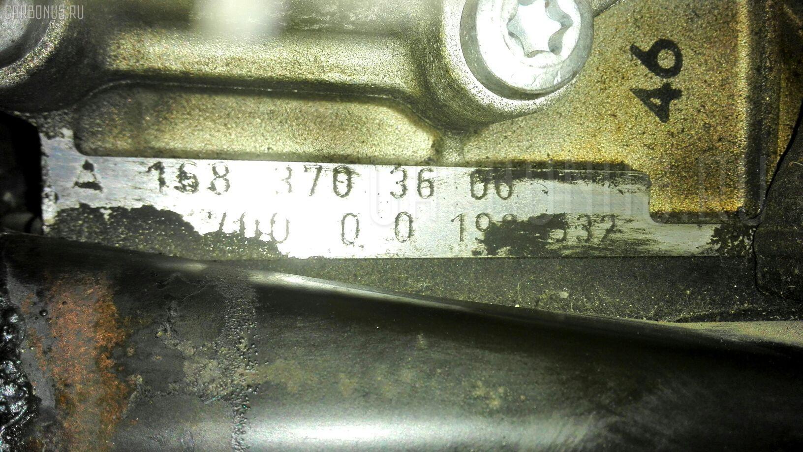 КПП автоматическая Mercedes-benz A-class W168.033 166.960 Фото 1