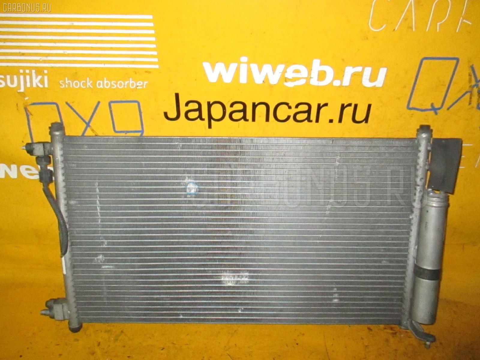 Радиатор кондиционера NISSAN MARCH BK12 CR14DE. Фото 7