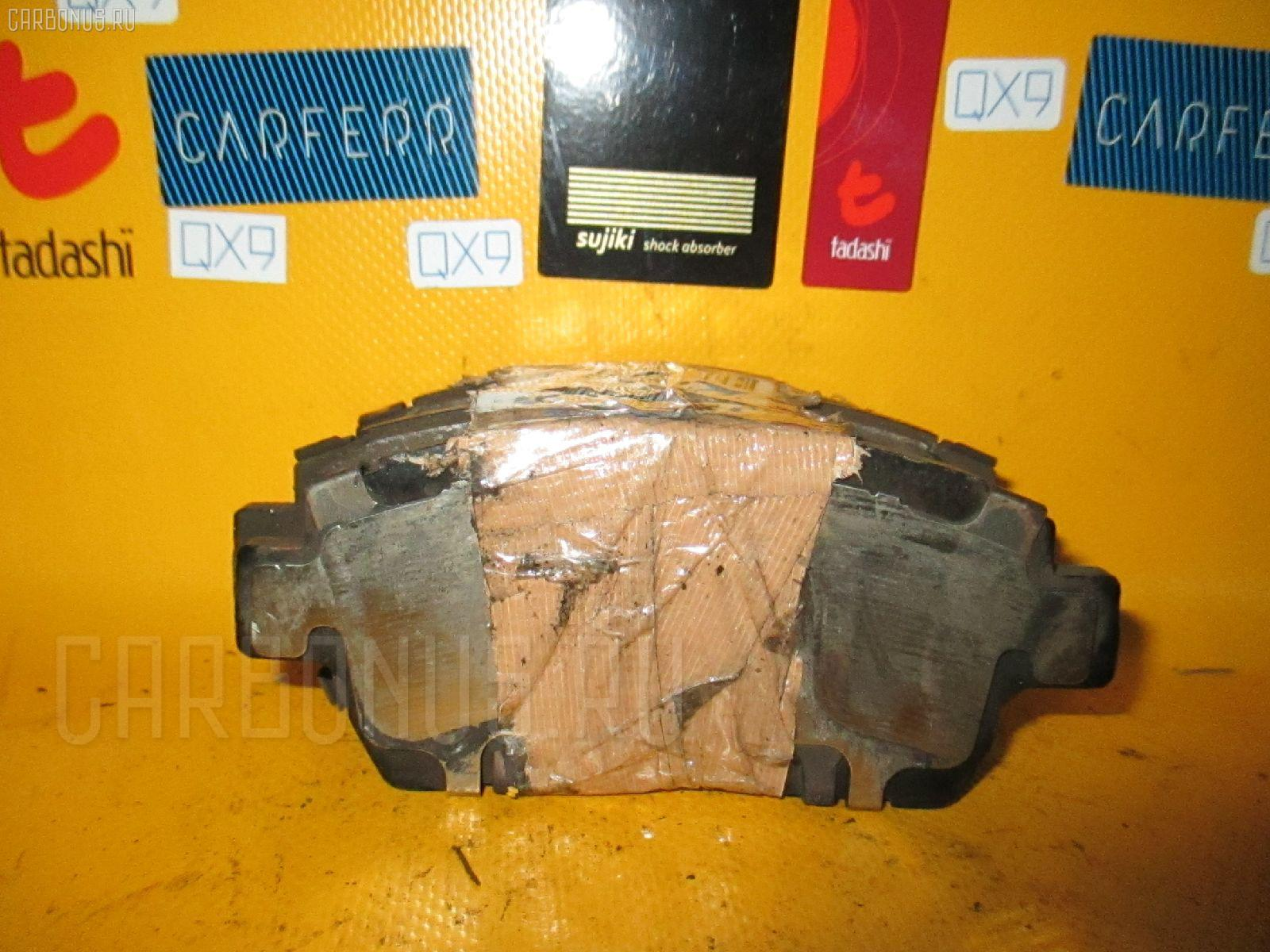 Тормозные колодки TOYOTA FUNCARGO NCP25 1NZ-FE. Фото 7