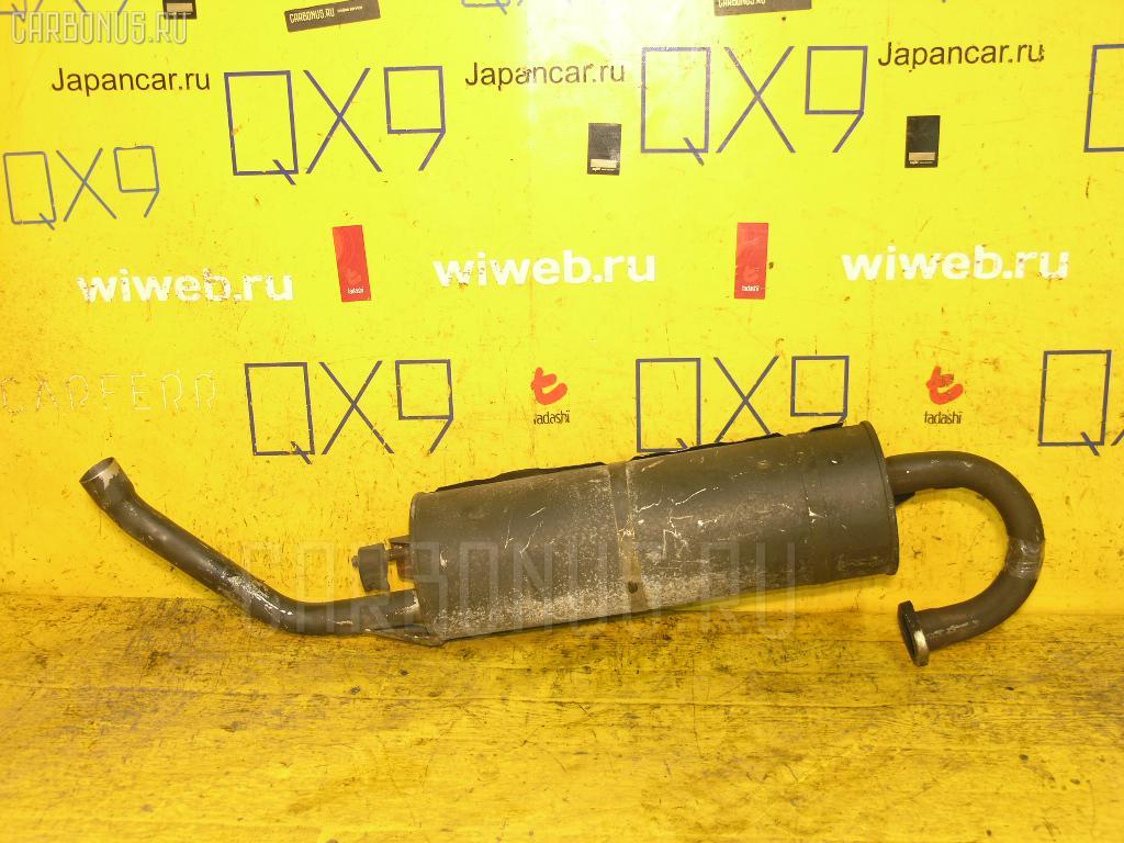 Глушитель TOYOTA RAV4 SXA11G 3S-FE. Фото 1