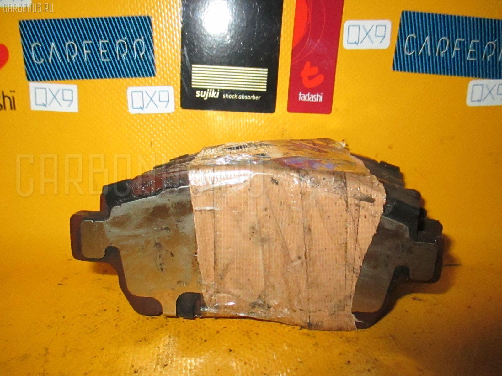 Тормозные колодки TOYOTA COROLLA NZE121 1NZ-FE. Фото 7