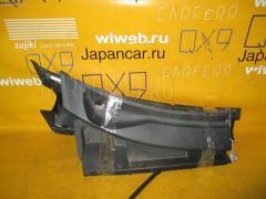 Решетка под лобовое стекло Toyota Corolla rumion NZE151 Фото 2