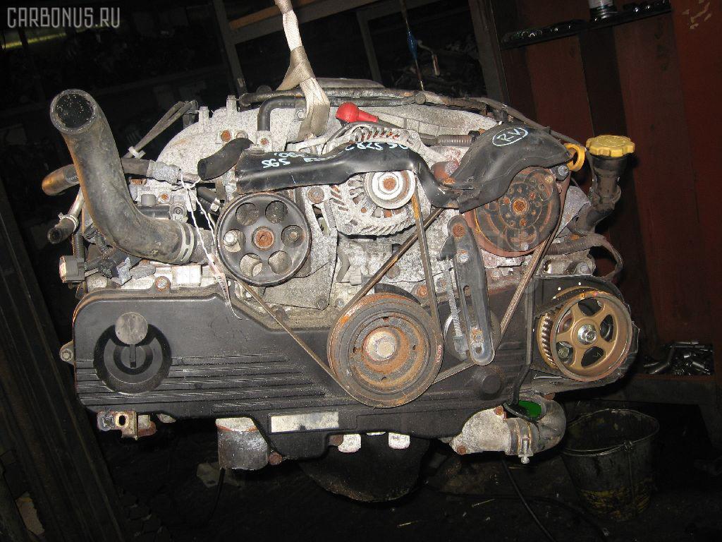 Двигатель Subaru Forester SG5 EJ20 Фото 1