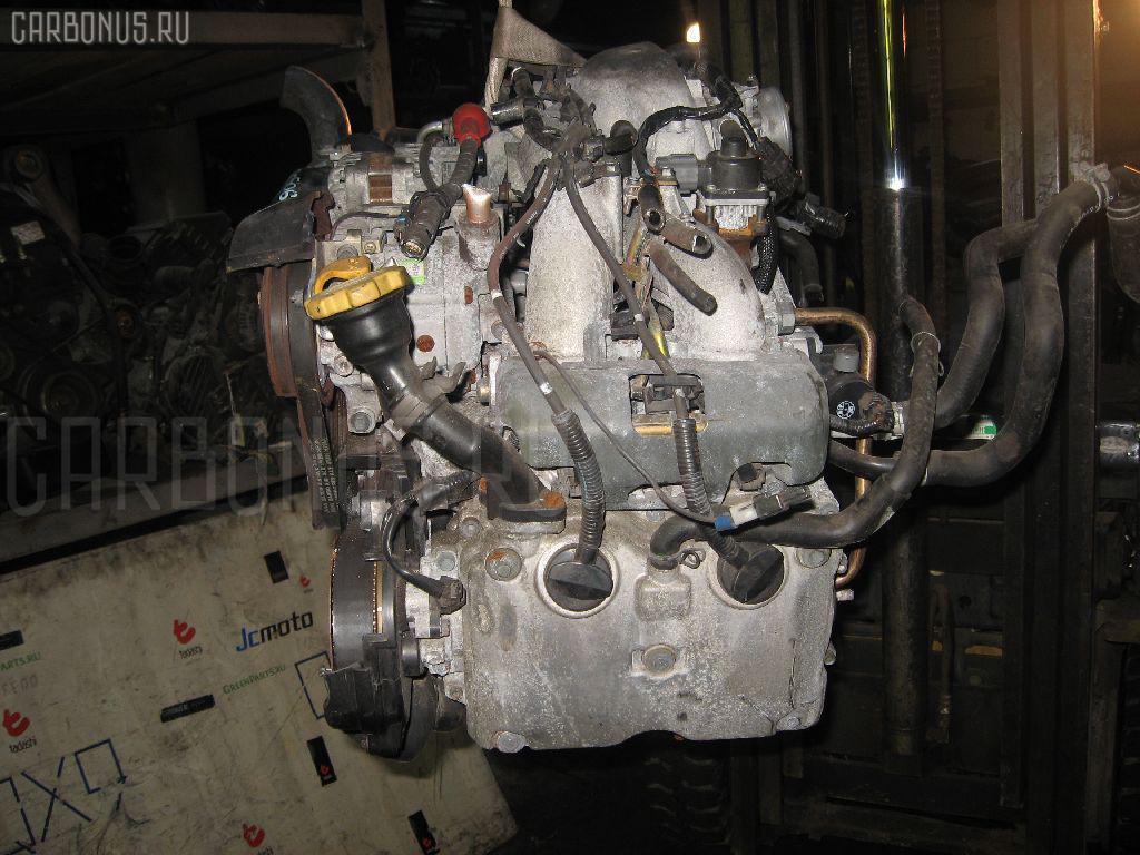 Двигатель SUBARU FORESTER SG5 EJ20 Фото 2