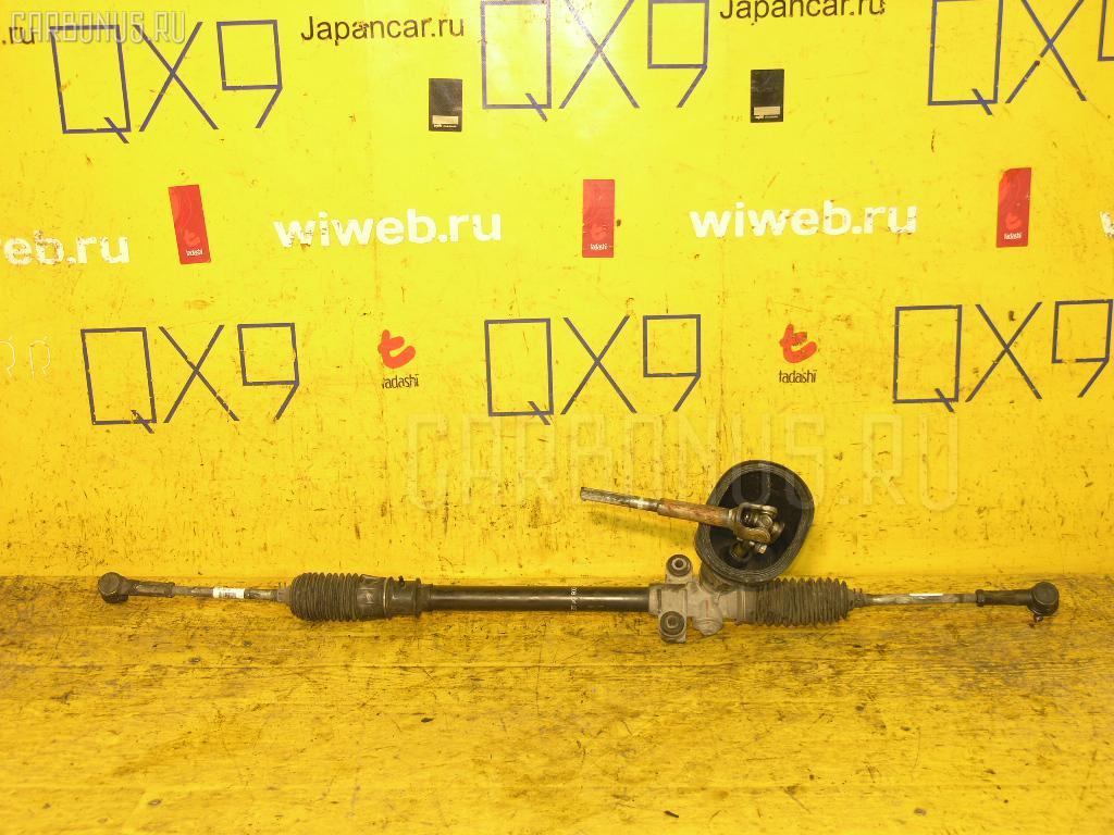 Рулевая рейка SUZUKI ALTO HA24S K6A. Фото 11