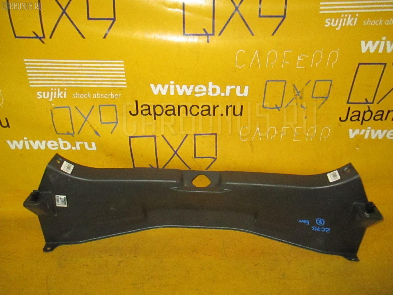 Обшивка багажника SUZUKI SWIFT ZC71S Фото 1