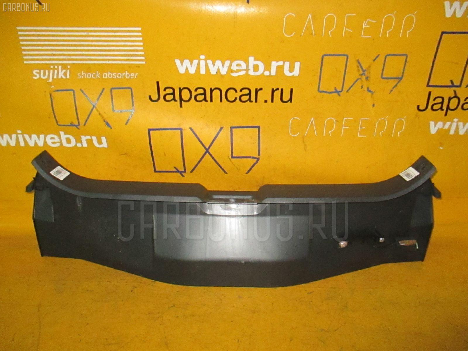 Обшивка багажника SUZUKI SWIFT ZC71S Фото 2