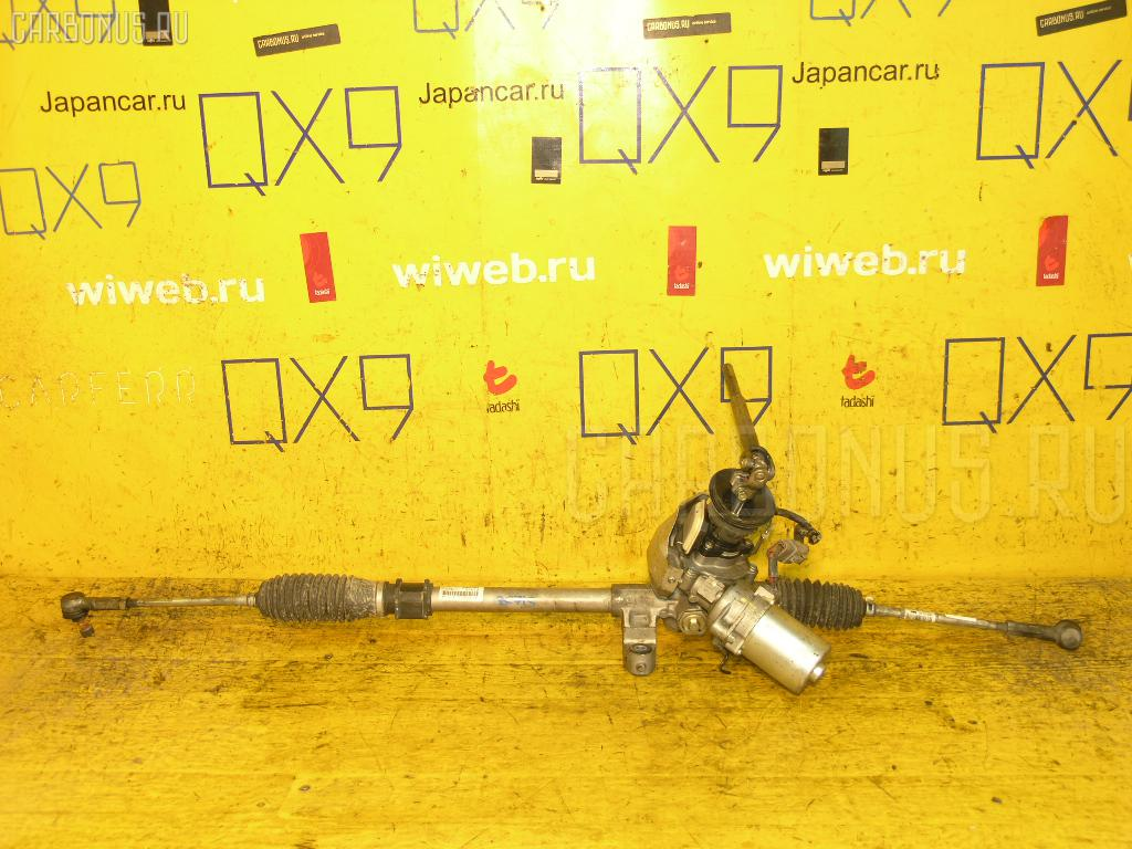 Рулевая рейка SUZUKI SWIFT ZC71S K12B. Фото 9