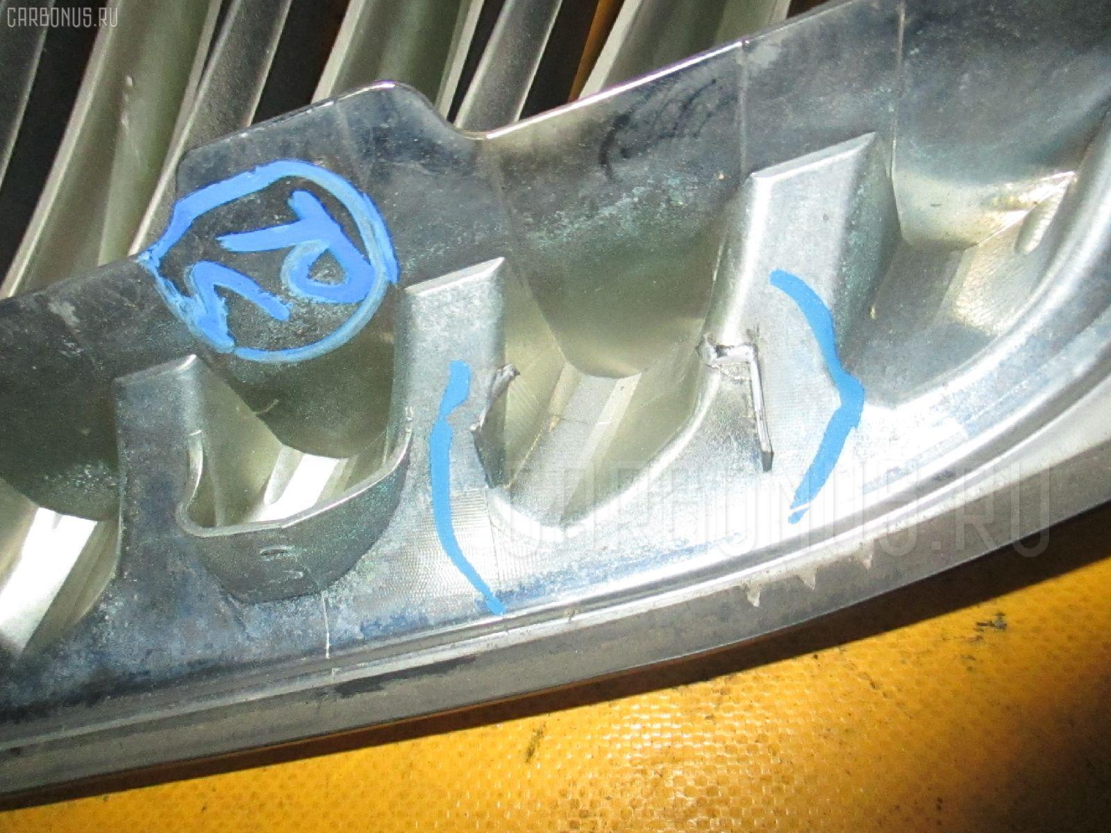 Решетка радиатора TOYOTA HARRIER SXU15W. Фото 4
