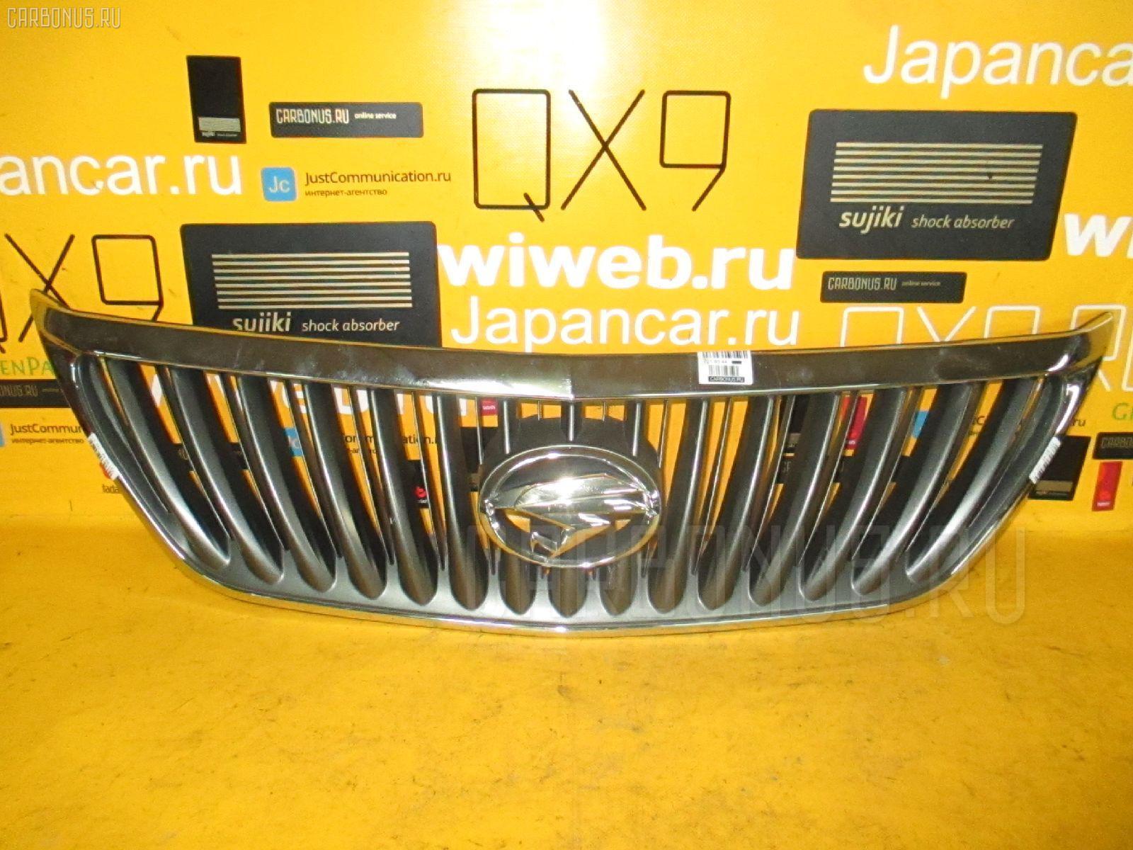 Решетка радиатора TOYOTA HARRIER SXU15W. Фото 6