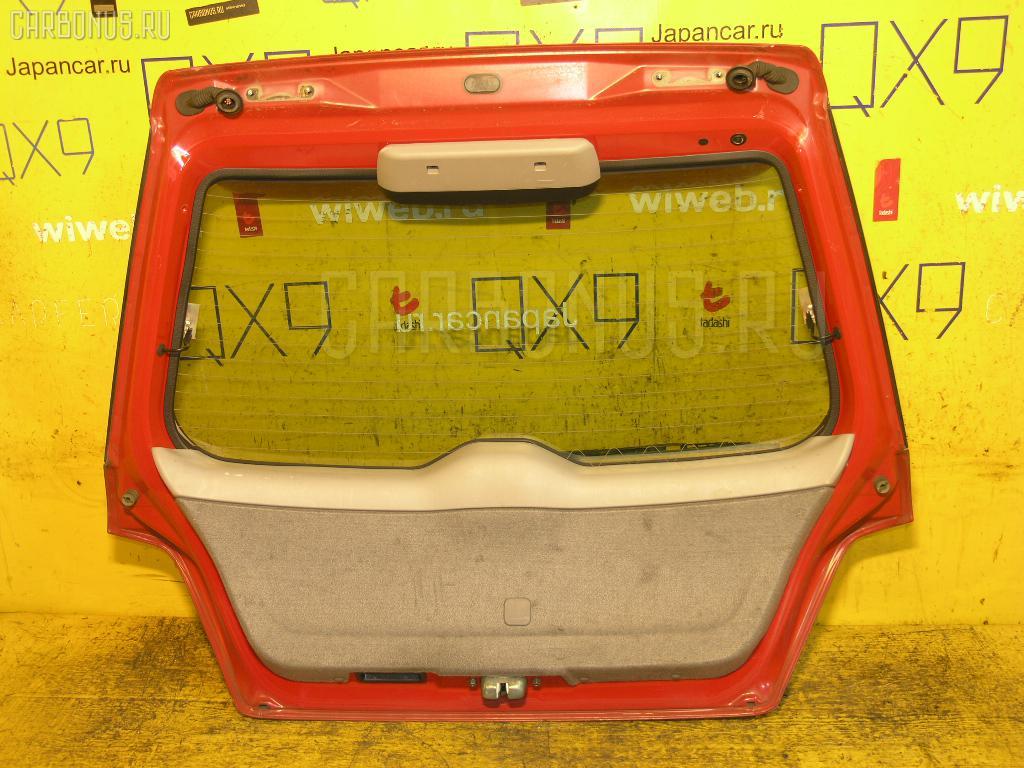 Дверь задняя SUBARU IMPREZA WAGON GGA. Фото 2