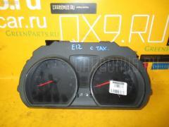 Спидометр Nissan Note E12 HR12DDR Фото 1