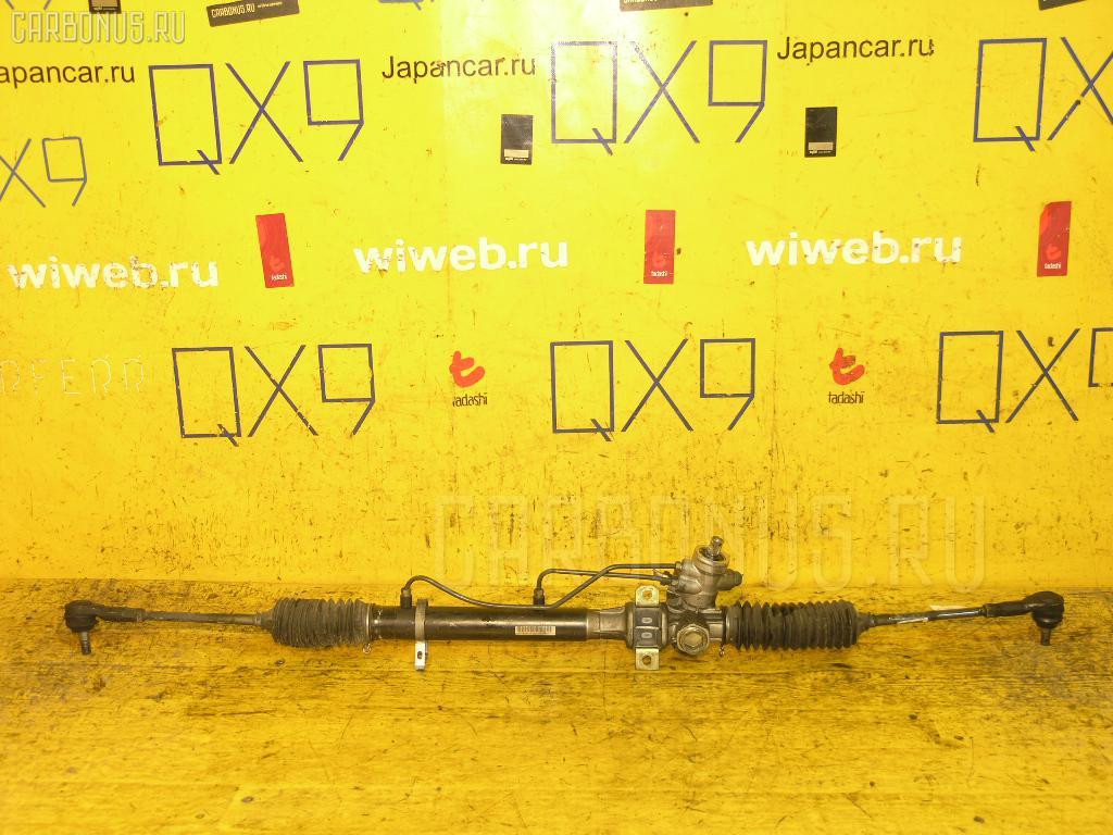Рулевая рейка MAZDA DEMIO DW5W B5. Фото 5