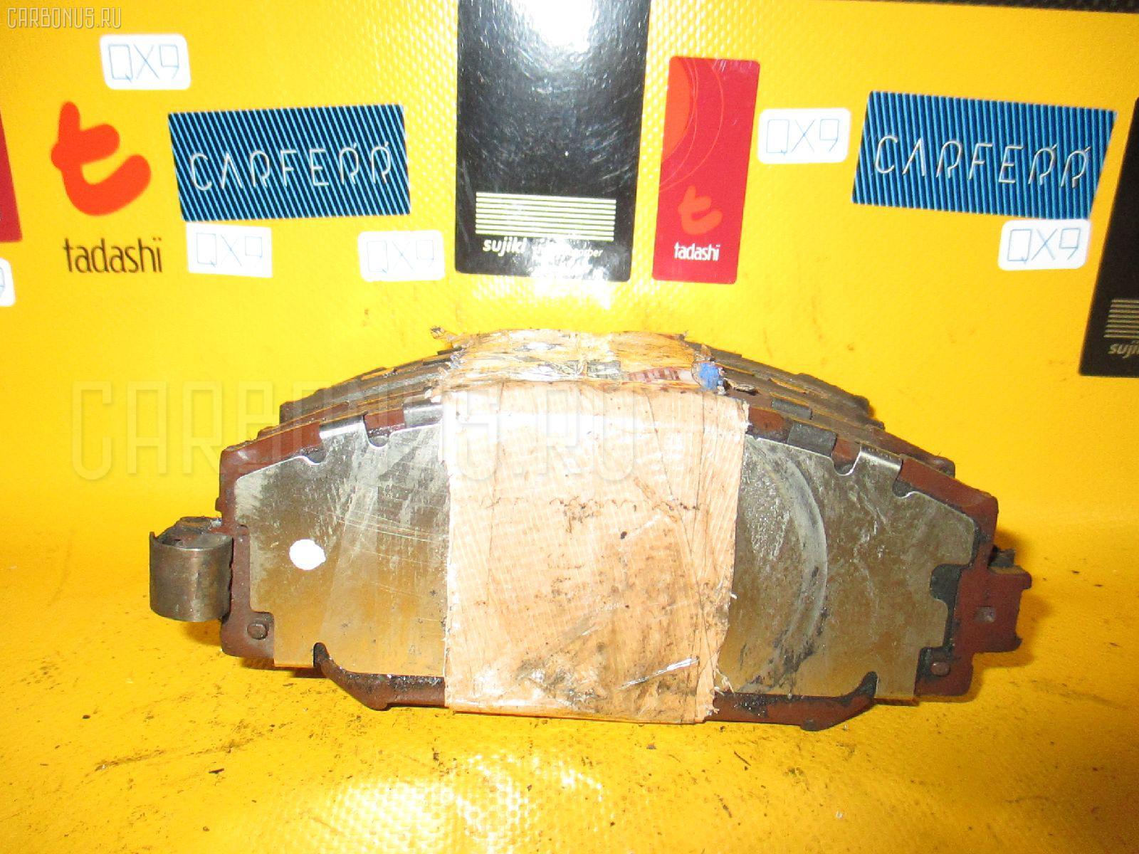 Тормозные колодки TOYOTA VOXY ZRR75W 3ZR-FE. Фото 1