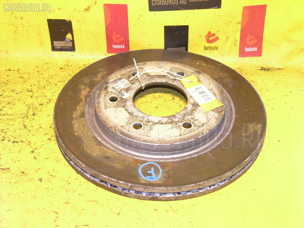 Тормозной диск INFINITI QX56 VK56 Фото 1