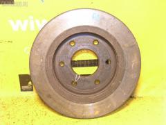 Тормозной диск INFINITI QX56 VK56 Фото 2