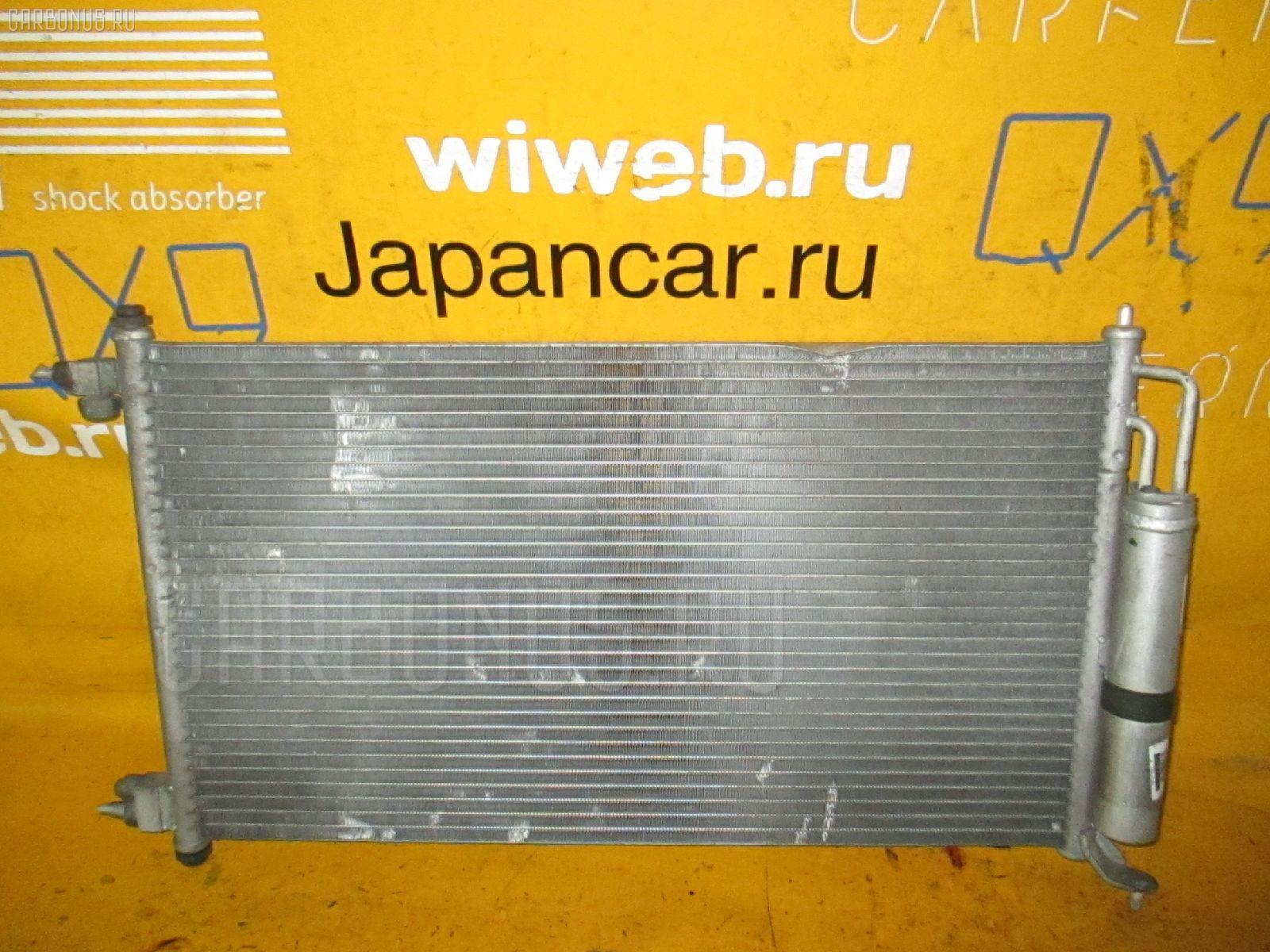 Радиатор кондиционера NISSAN MARCH AK12 CR12DE Фото 3