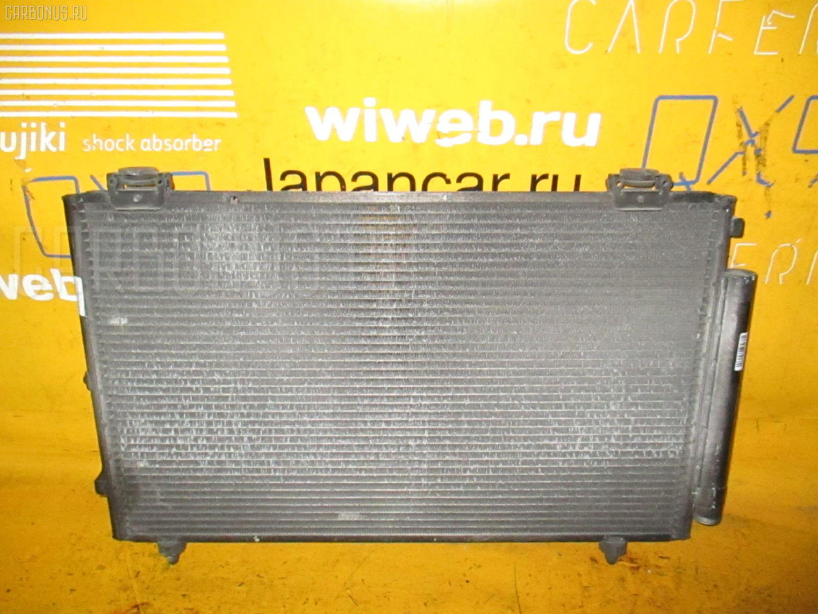 Радиатор кондиционера TOYOTA COROLLA FIELDER ZZE122G 1ZZ-FE. Фото 8
