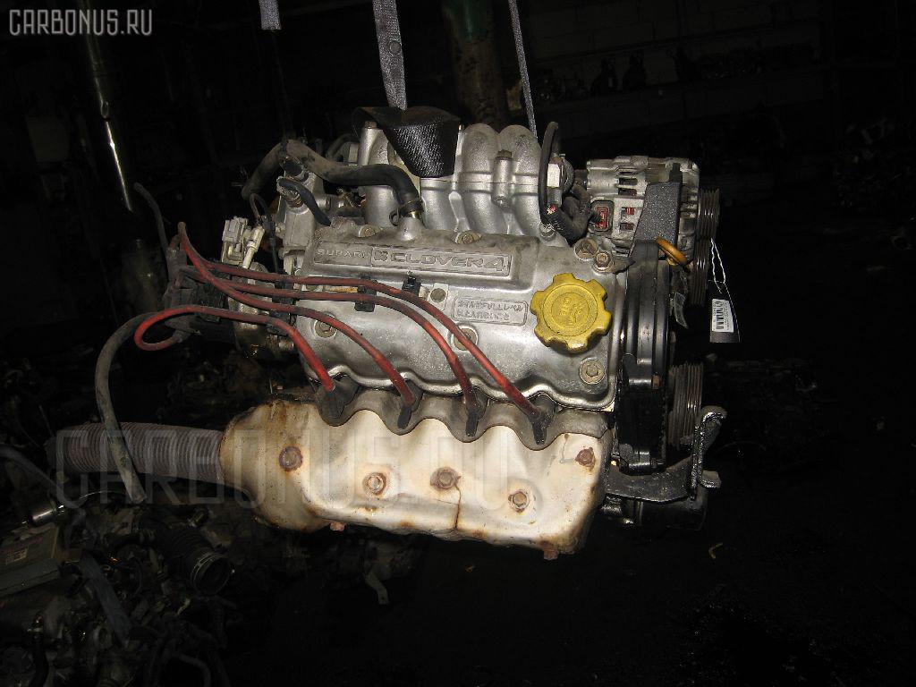 Двигатель SUBARU SAMBAR KV3 EN07 Фото 4