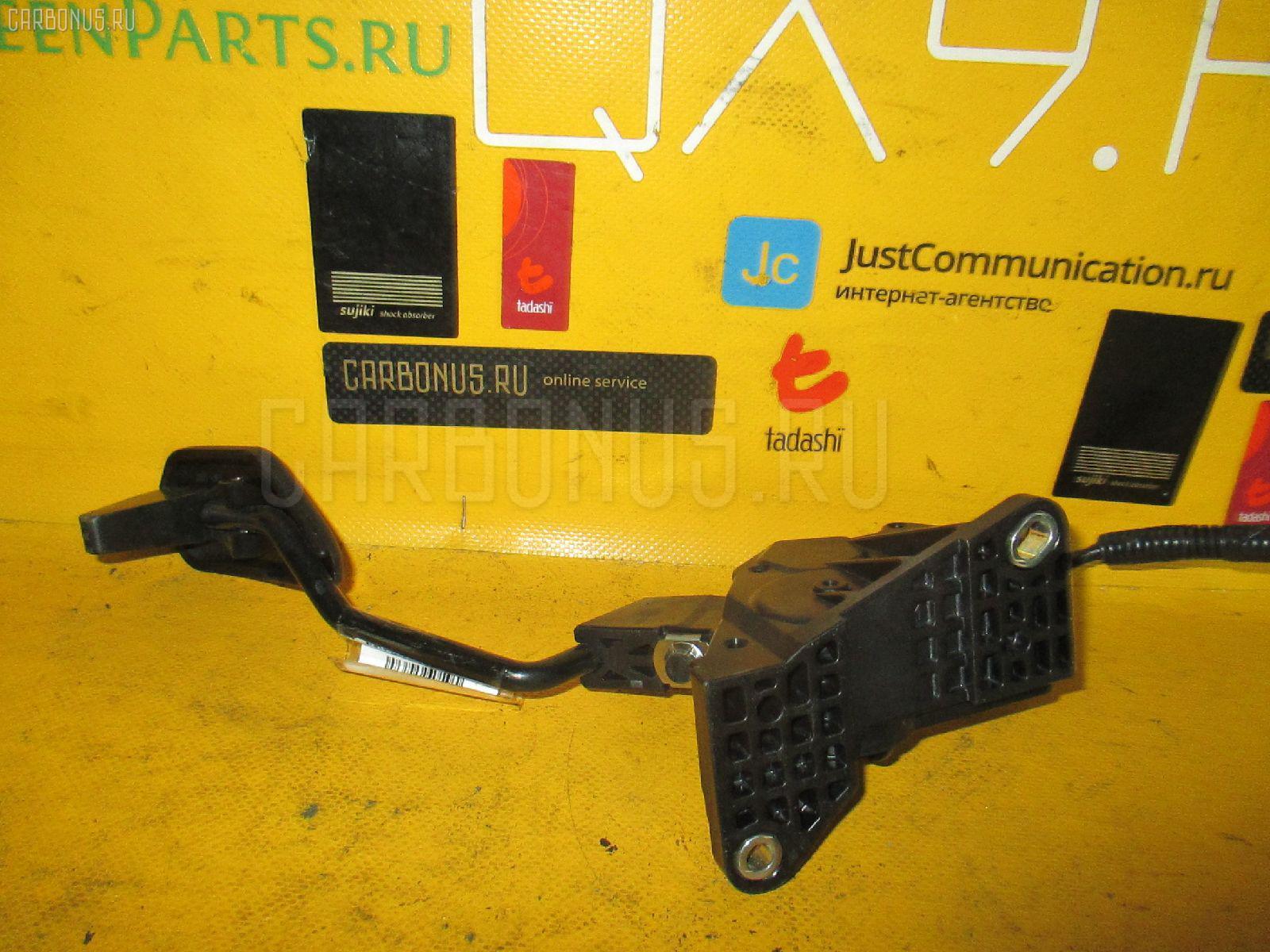 Педаль подачи топлива TOYOTA VITZ KSP130 1KR-FE Фото 2