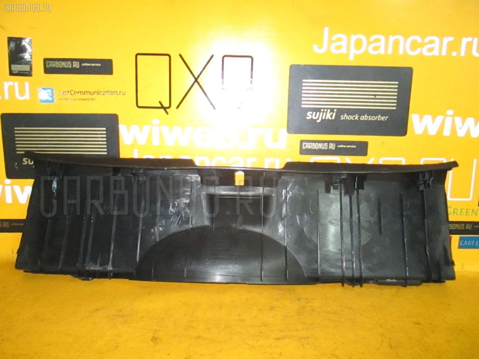 Обшивка багажника TOYOTA VITZ KSP130 Фото 2