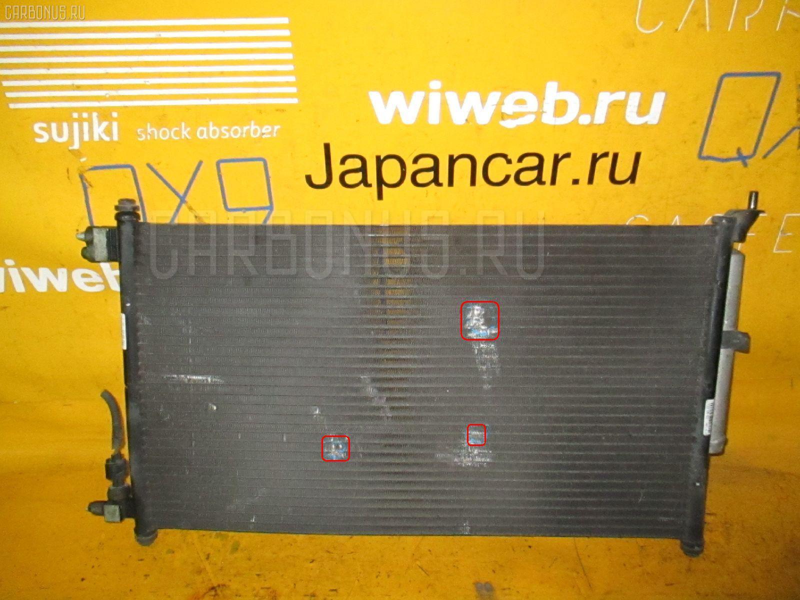 Радиатор кондиционера NISSAN MARCH AK12 CR12DE Фото 4