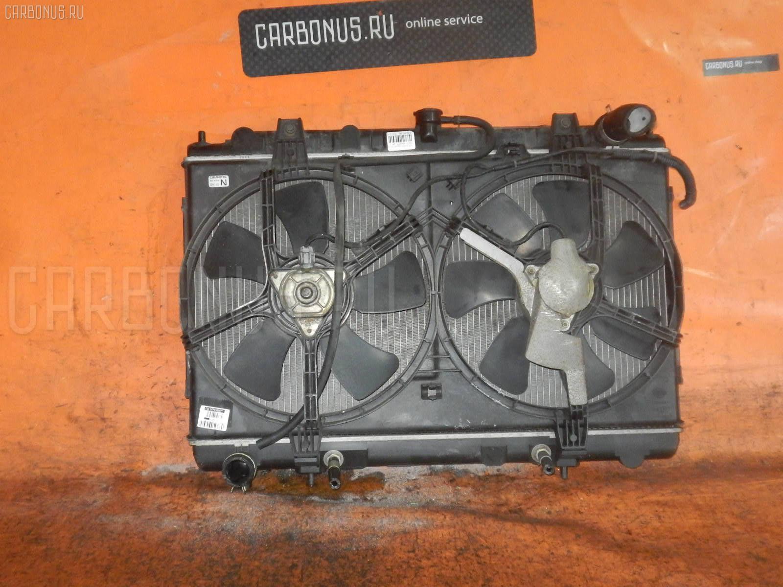 Радиатор ДВС NISSAN AVENIR PW11 SR20DE Фото 3