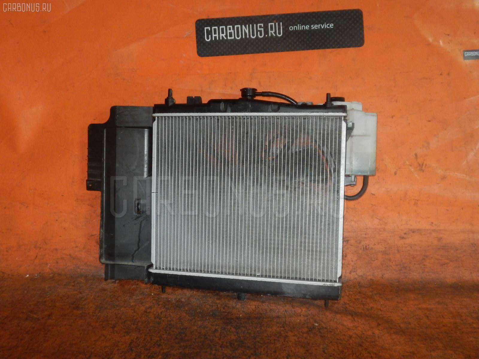 Радиатор ДВС Nissan March AK12 CR12DE Фото 1