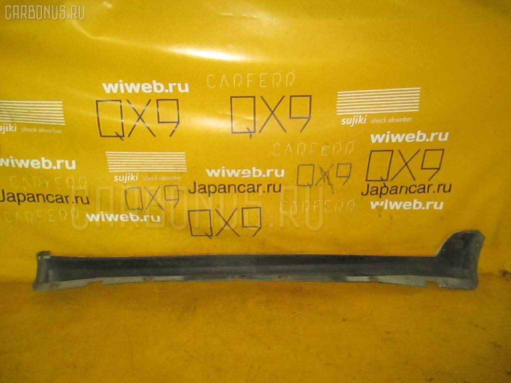 Порог кузова пластиковый ( обвес ) TOYOTA HARRIER MCU10W. Фото 2