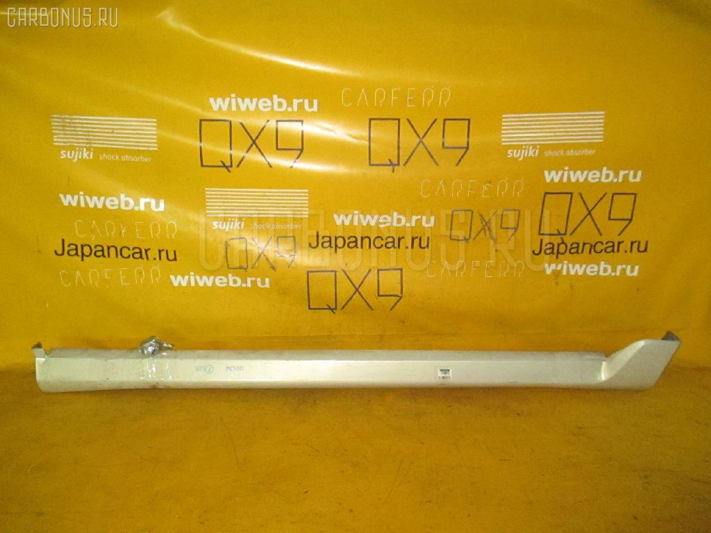 Порог кузова пластиковый ( обвес ) TOYOTA HARRIER MCU10W. Фото 3