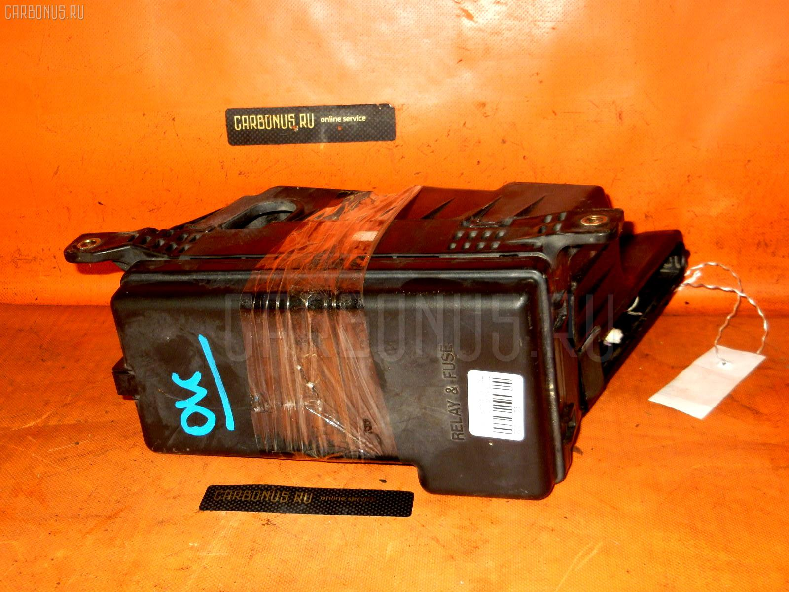 Блок предохранителей TOYOTA HARRIER MCU10W 1MZ-FE Фото 1
