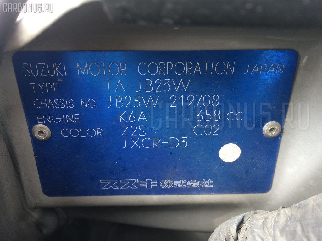 Мотор печки SUZUKI JIMNY JB23W Фото 4