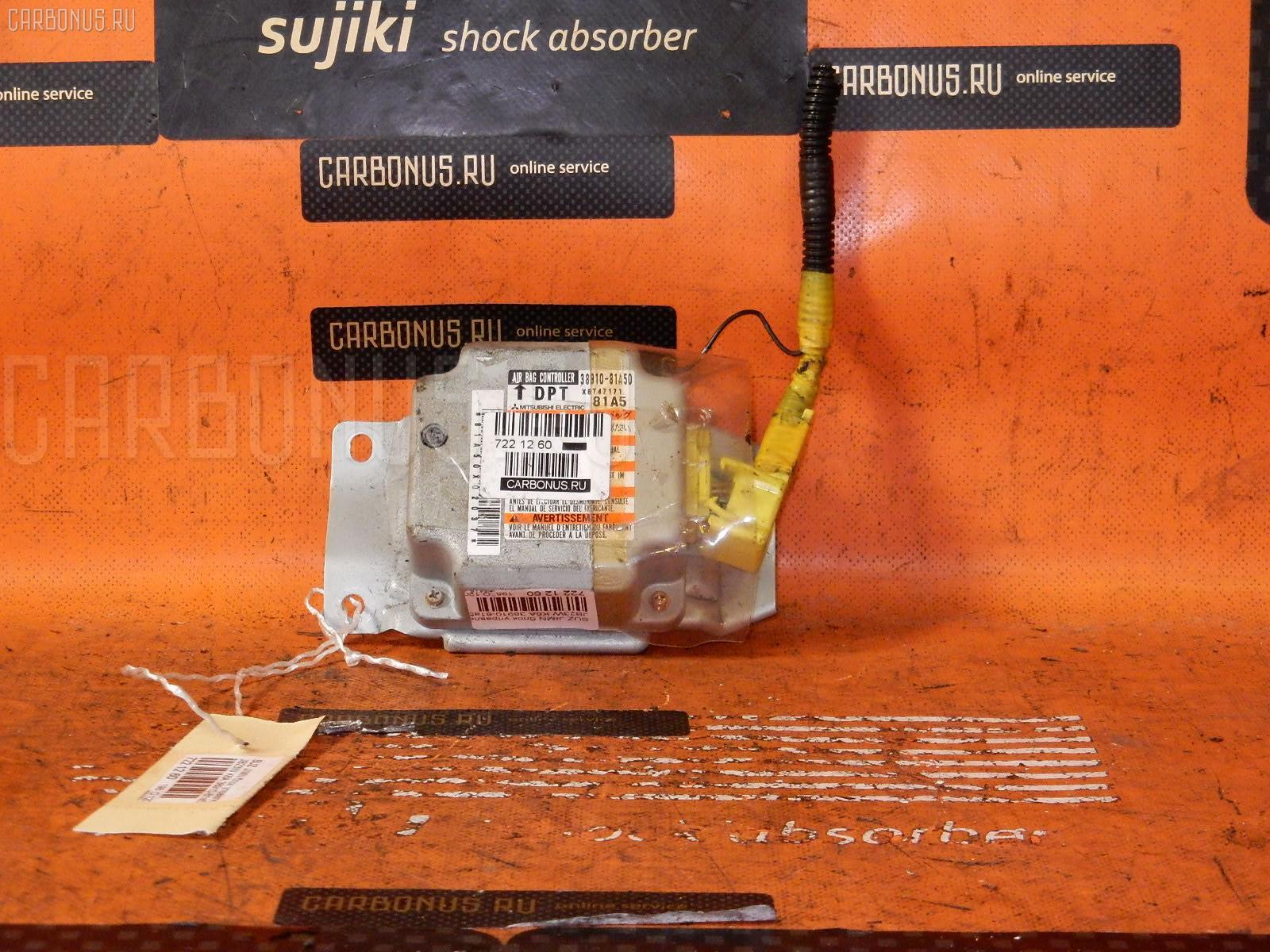 Блок управления air bag SUZUKI JIMNY JB23W K6A-T Фото 1