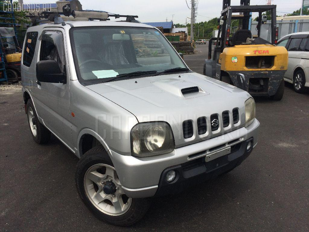 Блок управления air bag SUZUKI JIMNY JB23W K6A-T Фото 3