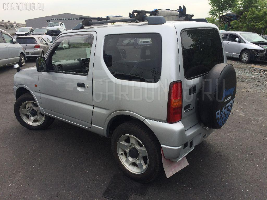 Блок управления air bag SUZUKI JIMNY JB23W K6A-T Фото 4