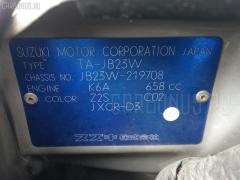 Блок управления air bag SUZUKI JIMNY JB23W K6A-T Фото 2