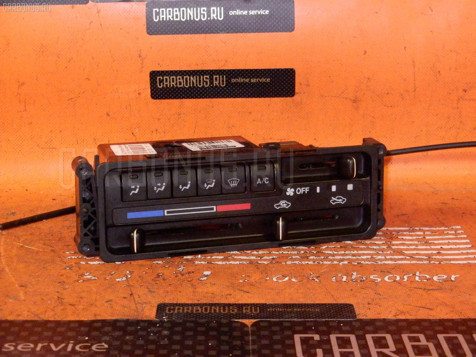 Блок управления климатконтроля Suzuki Jimny JB23W K6A Фото 1