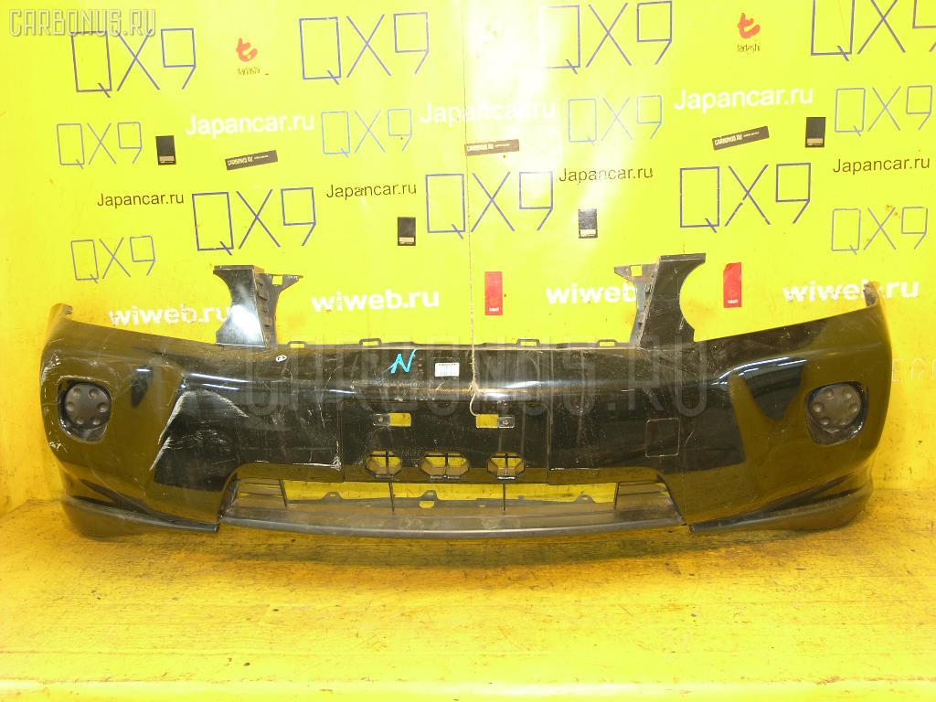 Бампер NISSAN X-TRAIL NT31 Фото 1