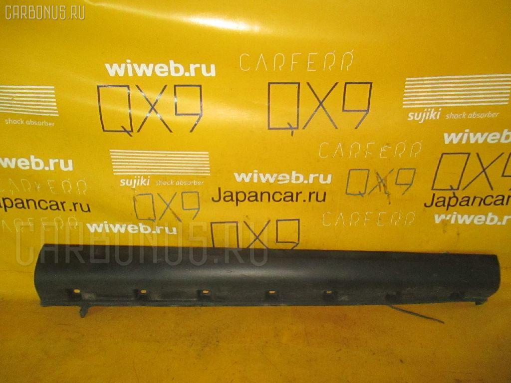 Порог кузова пластиковый ( обвес ) Suzuki Sx-4 YA11S Фото 1