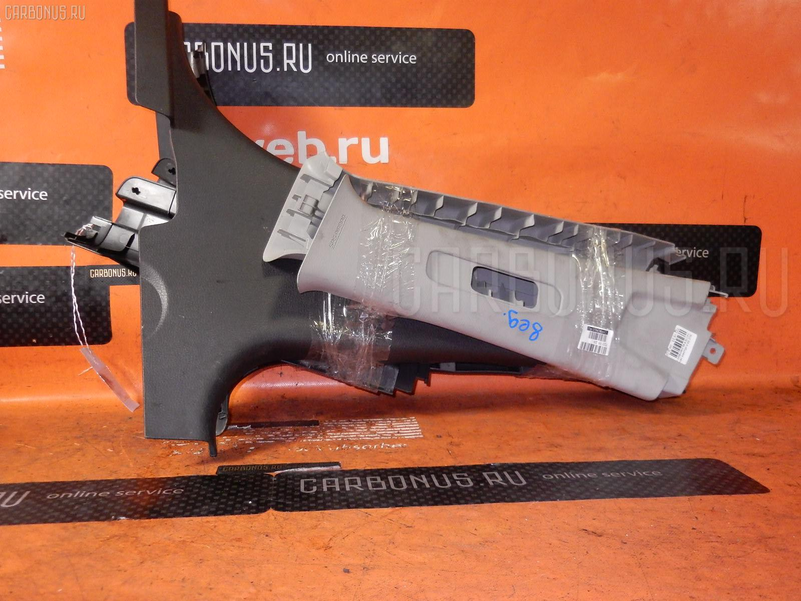 Накладка на порог салона SUZUKI SX-4 YA11S Фото 2