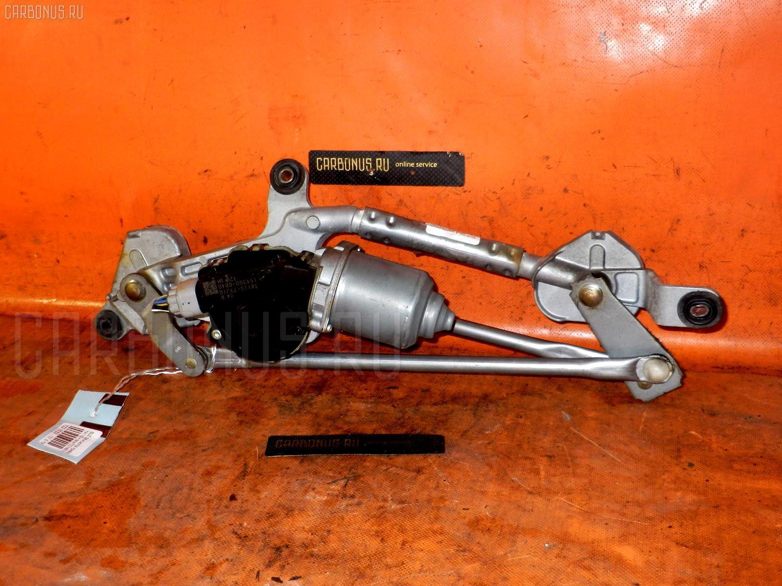 Мотор привода дворников SUZUKI SX-4 YA11S Фото 1